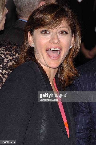 Maria Bartiromo during 4th Annual Tribeca Film Festival The Interpreter Premiere After Party Arrivals at The Museum of Modern Art in New York City...