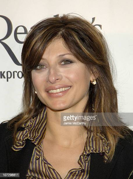 Maria Bartiromo during Christina Applegate and Petra Nemcova Honored at Reader's Digest and The Ad Council's 2nd Annual Caring Companies Luncheon at...
