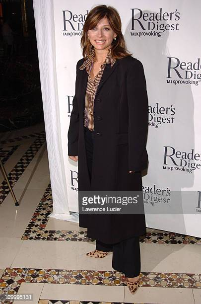 Maria Bartiromo during Second Annual Caring Companies Luncheon Honors Christina Applegate and Petra Nemcova at Cipriani's 42nd Street in New York...