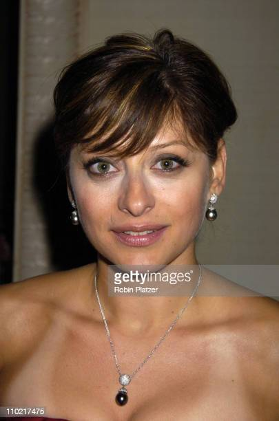 Maria Bartiromo during The 60th Anniversary Ball of the Year Gala for The Boys Towns of Italy at The Waldorf Astoria Hotel in New York City New York...