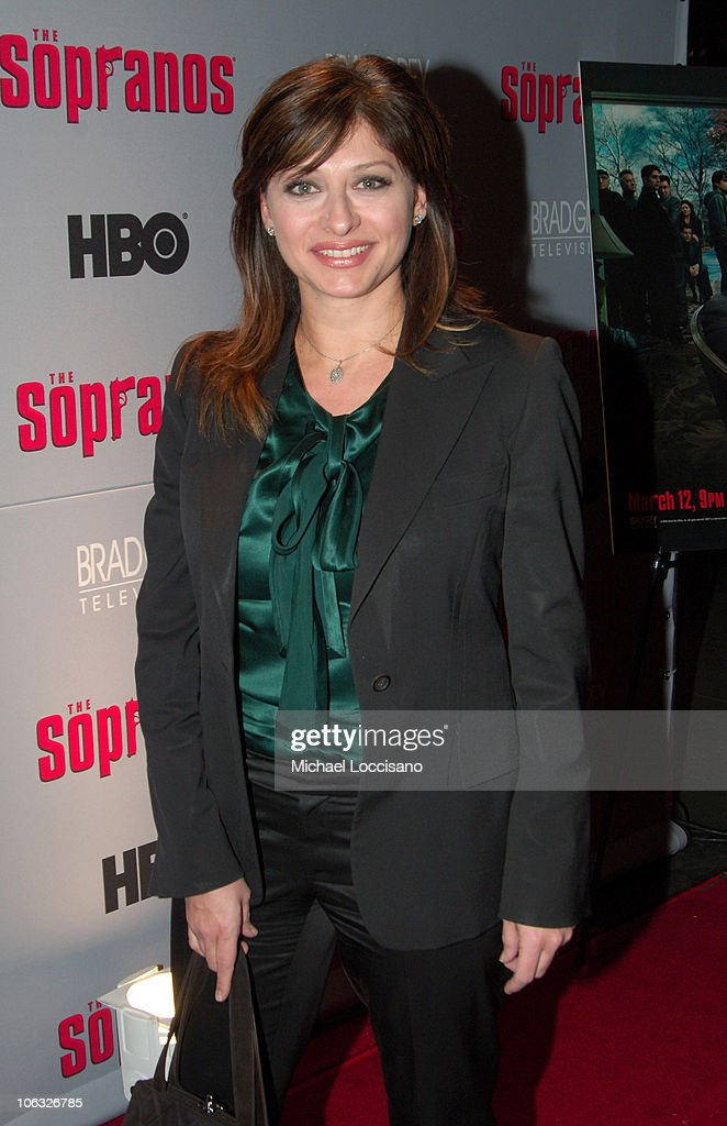 """The Sopranos"" Sixth Season New York City Premiere - Arrivals"