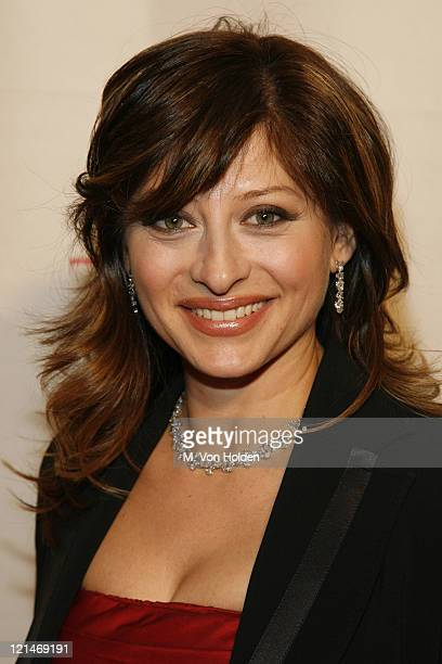 Maria Bartiromo during Time Magazine 100 Most Influential People 2006 Party at Jazz at Lincoln Center in New York New York United States