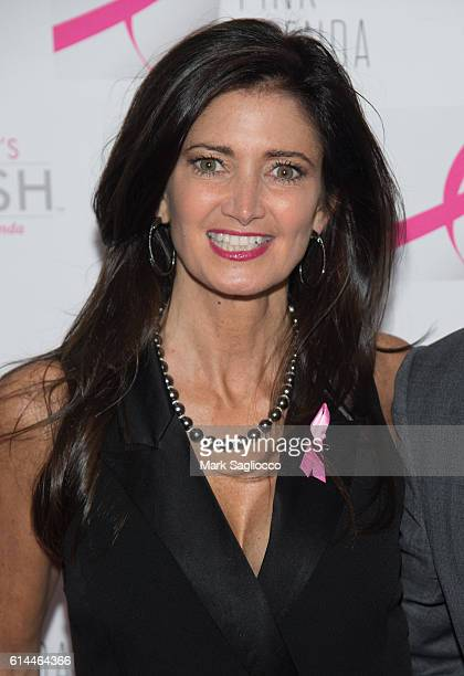 Maria Baum attends The Pink Agenda 2016 Gala at Three Sixty on October 13 2016 in New York City