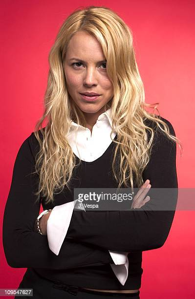Maria Bello during 2003 Toronto International Film Festival The Cooler Portraits at Intercontinenal Hotel in Toronto Ontario Canada