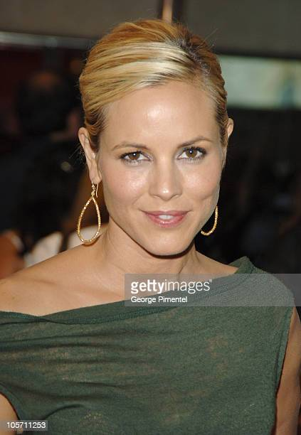 Maria Bello during 2005 Toronto Film Festival A History Of Violence Premiere at Roy Thompson Hall in Toronto Canada