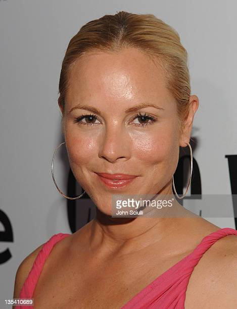 Maria Bello during 2nd Annual The Pink Party A StarStudded Elyse Walker Benefit Supporting CedarsSinai Women's Cancer Research Institute at Viceroy...