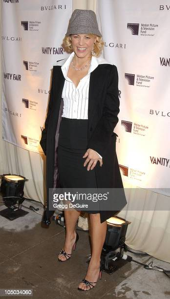 Maria Bello during Bvlgari Celebrates Valentine's Day at its New Rodeo Drive Store at Bvlgari in Beverly Hills California United States