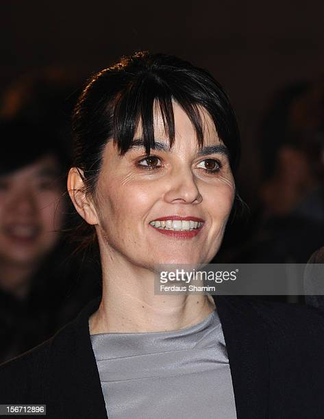 Maria Belon attends the UK charity premiere of 'The Impossible' at BFI IMAX on November 19, 2012 in London, England.