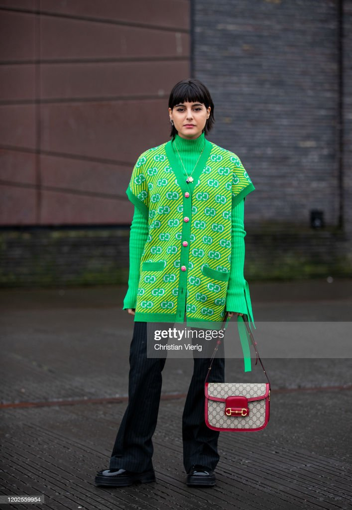 Street Style - Day 1 - Copenhagen Fashion Week Autumn/Winter 2020 : Photo d'actualité