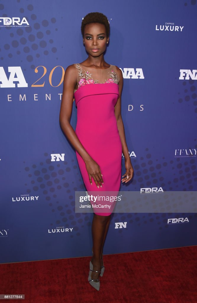 Maria Borges attends the 31st FN Achievement Awards at IAC Headquarters on November 28, 2017 in New York City.