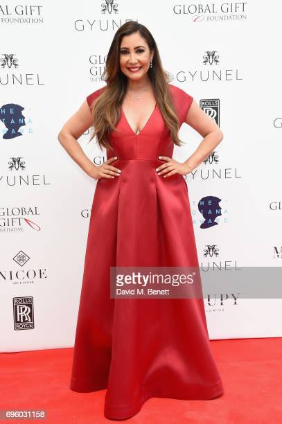Maria Bravo attends the Global Gift Gala for The Diana Award hosted by Earl Spencer at Althorp House on June 14 2017 in Northampton England