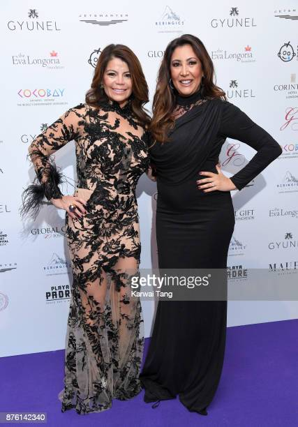 Global gift gala 2017 getty images maria bravo attends the global gift gala held at the corinthia hotel on november 18 2017 negle Images