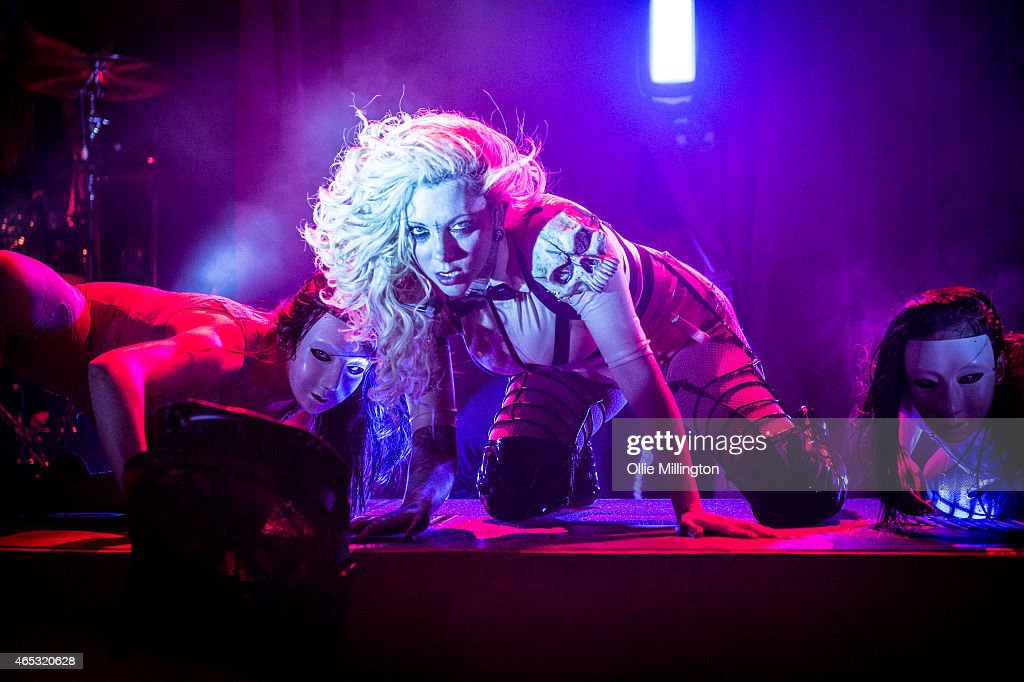 In This Moment Perform At KOKO In London : News Photo