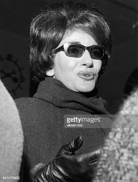 Maria Callas singer USA / Greece 1960s