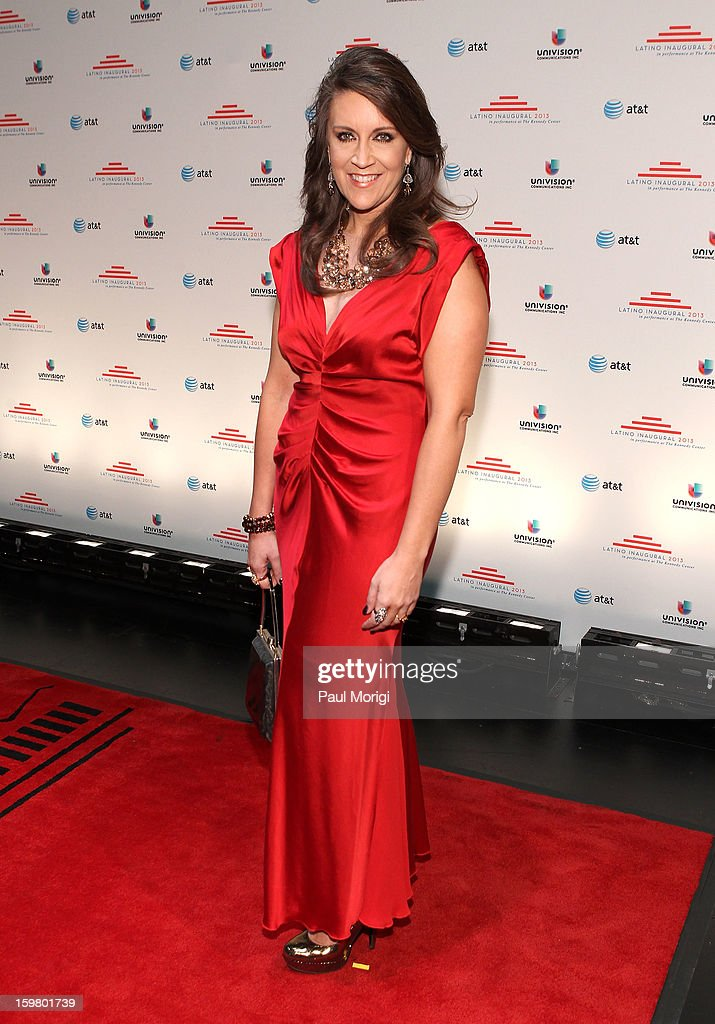Maria Cardona attends the Latino Inaugural 2013 at The Kennedy Center on January 20, 2013 in Washington, DC.