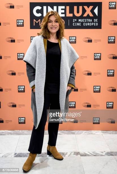 Maria Casal during Cine Lux Madrid Inauguration on November 10 2017 in Madrid Spain