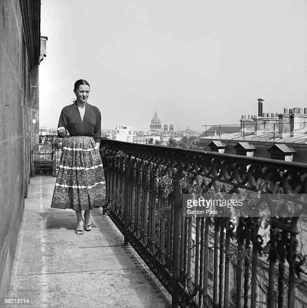 Maria Casares French actress of Spanish origin