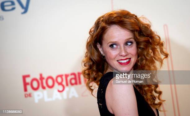 Maria Castro attends the Fotogramas Awards 2019 at Florida Park Club on March 04 2019 in Madrid Spain