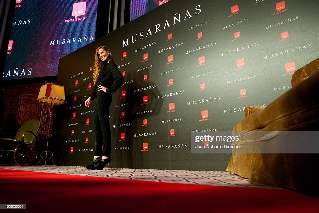 """Musaranas"" Premiere At Capitol Cinema In Madrid"