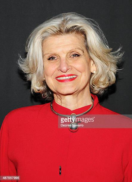 Maria Cellario attends the opening of the SAG Foundation Actors Center on April 30 2014 in New York City