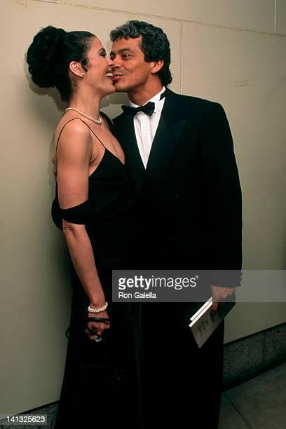 Maria Conchita Alonso and Mario Moreno at the 49th Annual Tony Awards Minskoff Theater New York City
