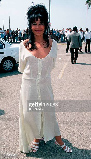 Maria Conchita Alonso at the 12th Annual IFPWest Independent Spirit Awards Santa Monica Beach Santa Monica