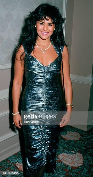 Maria Conchita Alonso at the 1988 Nostros Gold Eagle Awards Century Plaza Hotel Century City