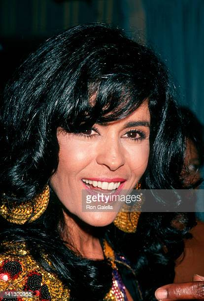 Maria Conchita Alonso at the 1st Annual Minority Motion Picture Awards Wiltern Theater Los Angeles