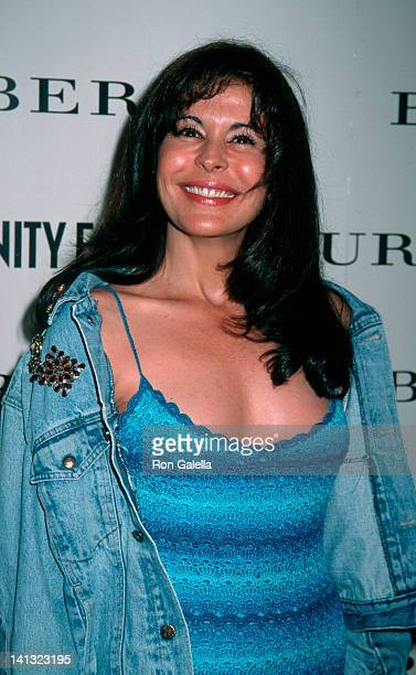 Maria Conchita Alonso at the Opening of Blackberry Boutique Blackberry Boutique Beverly Hills