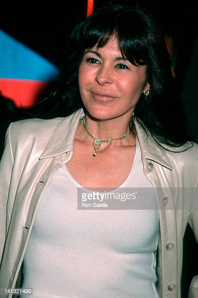 Maria Conchita Alonso at the Premiere of 'Chocolate' Academy Theater Beverly Hills