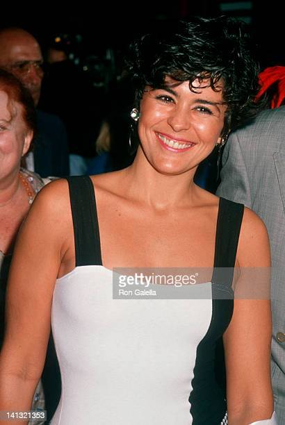Maria Conchita Alonso at the Premiere of 'Flatliners' Mann Chinese Theater Hollywood