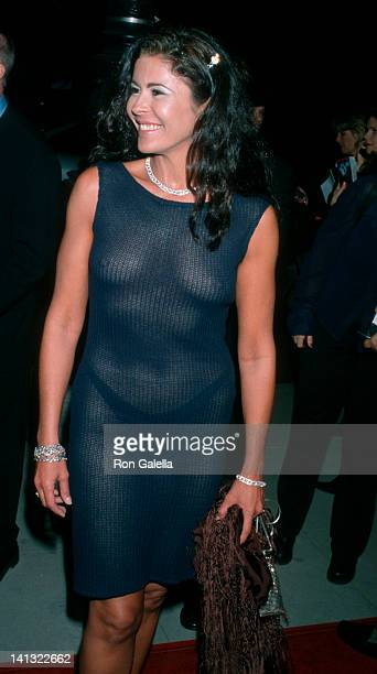Maria Conchita Alonso at the Premiere of Ronin Academy Theater Beverly Hills
