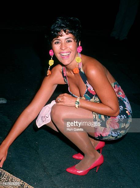 Maria Conchita Alonso at the Premiere of The Freshman The Coronet Theater Westwood