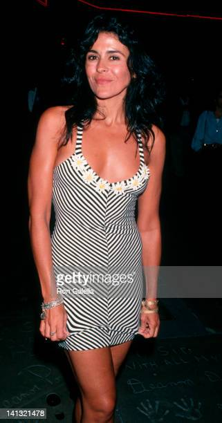 Maria Conchita Alonso at the Premiere of 'The Romance' Mann Chinese Theater Hollywood