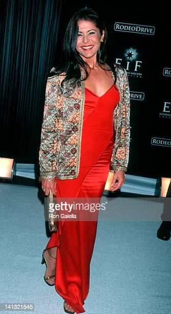 Maria Conchita Alonso at the Tribute to Style Millennium Exhibition Concert Rodeo Drive Beverly Hills