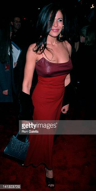Maria Conchita Alonso at the West Coast Premeire of 'Man on the Moon' Mann Chinese Theater Hollywood