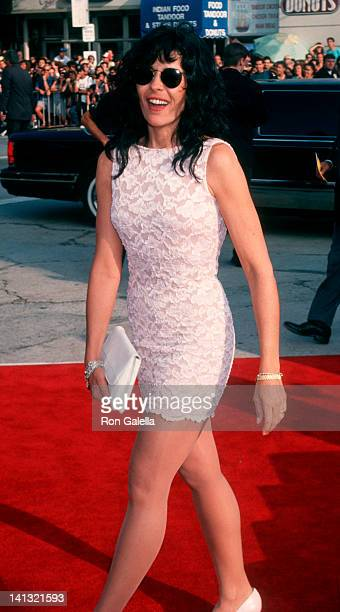 Maria Conchita Alonso at the World Premiere of 'Last Action Hero' Mann Village Theater Westwood
