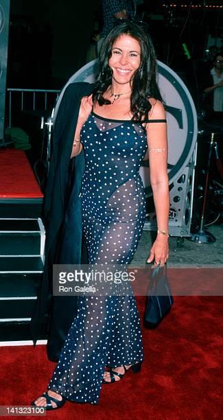 Maria Conchita Alonso at the World Premiere of 'Me Myself and Irene' 20th Century Fox Studios Century City