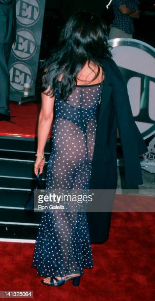 Maria Conchita Alonso at the World Premiere of Me Myself and Irene 20th Century Fox Studios Century City