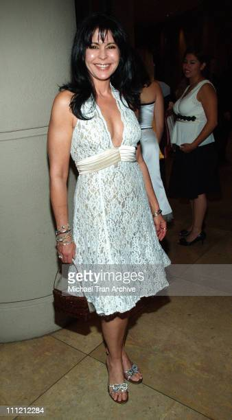 Maria Conchita Alonso during 2005 Nosotros Golden Eagle Awards at Beverly Hilton Hotel in Beverly Hills California United States