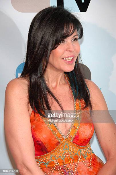 Maria Conchita Alonso during 2006 MyNetworkTV UpFront at Hilton Theatre in New York City New York United States