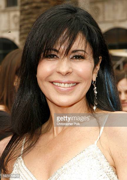 Maria Conchita Alonso during 33rd Annual Daytime Emmy Awards Red Carpet at Kodak Theater in Hollywood California United States