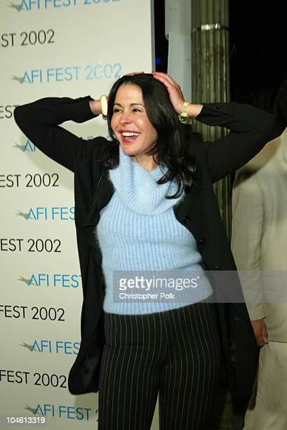 Maria Conchita Alonso during AFI Fest Opening Night Gala Screening of Fox Searchlight's Antwone Fisher at Cinerama Dome in Hollywood, CA, United...