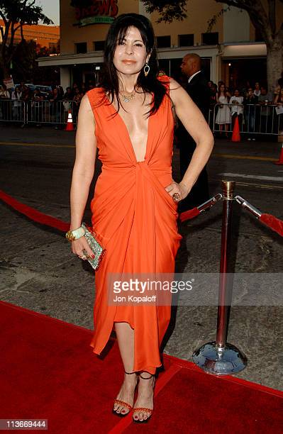 Maria Conchita Alonso during Babel Los Angeles Premiere Arrivals at Mann Village in Westwood California United States