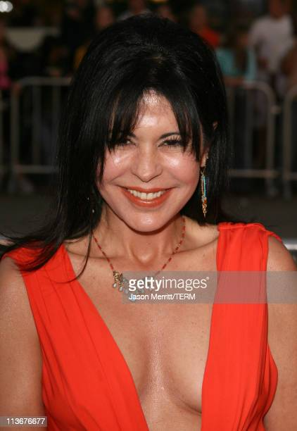 Maria Conchita Alonso during 'Babel' Los Angeles Premiere Arrivals at Mann Village in Westwood California United States