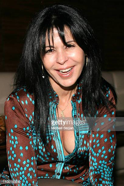 Maria Conchita Alonso during Brooklyn Rules Los Angeles Premiere After Party at Parc Restaurant in West Hollywood California United States