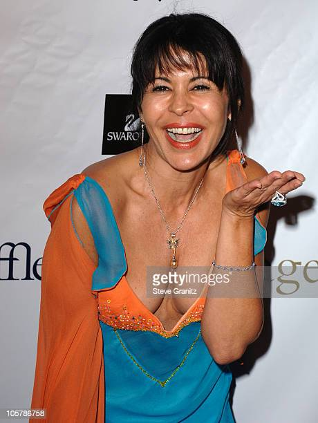 Maria Conchita Alonso during Raffles L'Ermitage Emmy Kick Off Party Arrivals at Raffles L'Ermitage Beverly Hills in Beverly Hills California United...