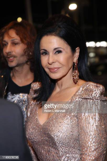 Maria Conchita Alonzo attends the 2019 Cinefashion Film Awards at The Saban on December 09 2019 in Beverly Hills California