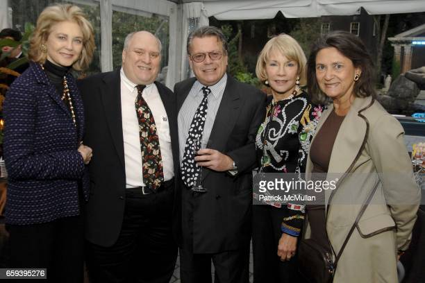 Maria Cooper Janis Mitch Douglas Tom Gates Kristi Witker and Sharon Hoge attend WILLIAM FLAHERTY Hosts Book Party for JAMES GARDNER's THE LION KILLER...