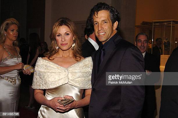 Maria Cuomo Cole and Kenneth Cole attend The Metropolitan Museum of Art Costume Institute Spring 2005 Benefit Gala celebrating the exhibition Chanel...